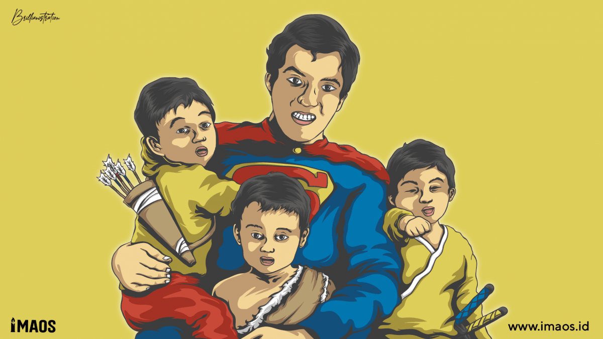 Belajar dari Triplet The Return of Superman
